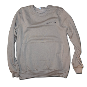 Regaining Hope - Heather Oat - Unisex Sweatshirt