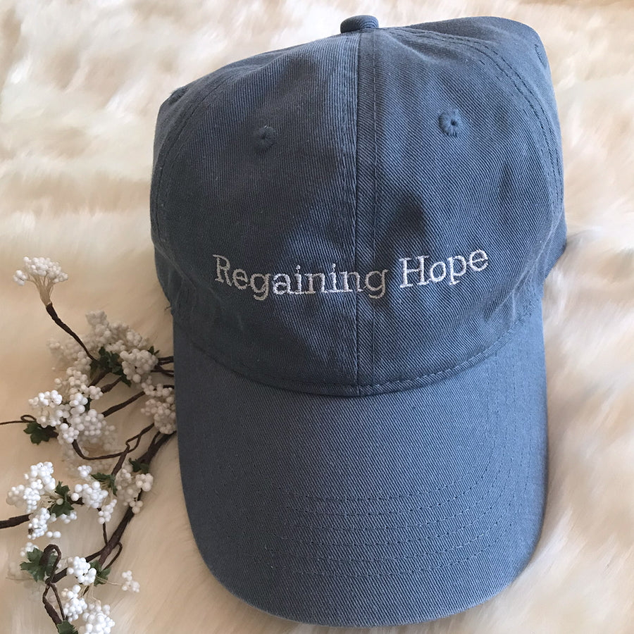 Regaining Hope Cap