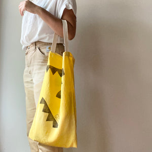 Long Light Linen Tote - LLLT