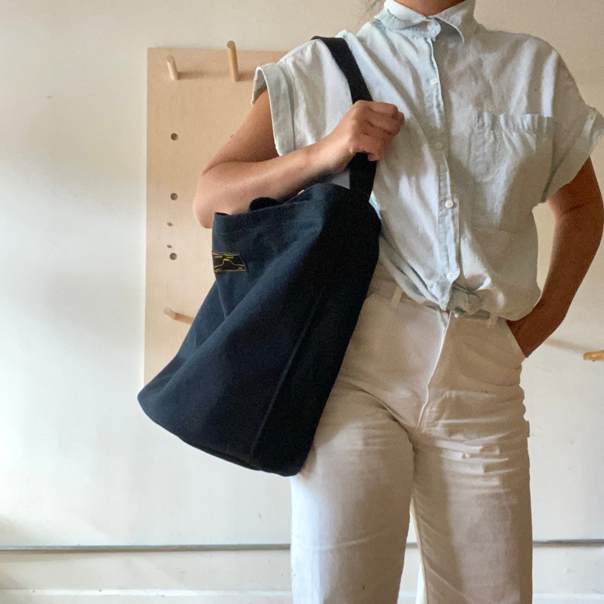 Everything Bag- Mt.Fairmount Canvas Everything Bag