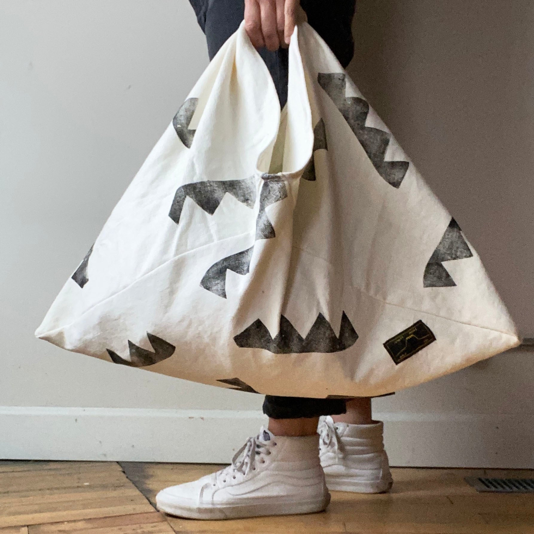 Origami Shopping Bag