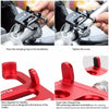 GUB Plus 6 Plus 3 Aluminum MTB Bike Bicycle Phone Holder Motorcycle Support GPS Holder for Bike Handlebar Bike Accessories