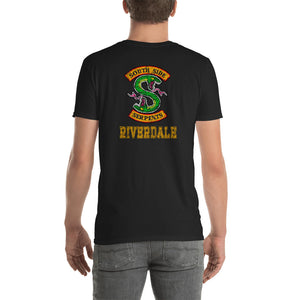 31c04b2e Riverdale - South Side Serpents - TV Show Tshirt Unisex