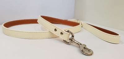 Italian Leather Leash