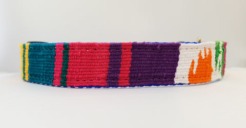 Guatamala Fabric Collar
