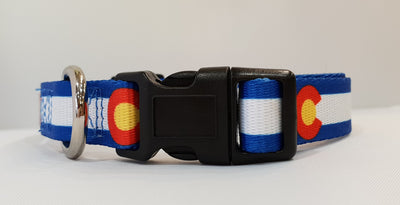 Colorado Fabric Collar