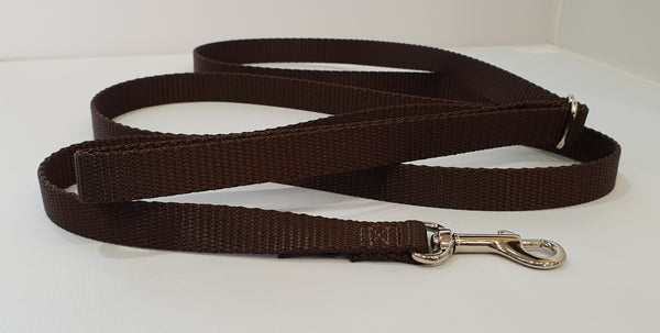 Wig Keystone Nylon Lead Fabric Leash