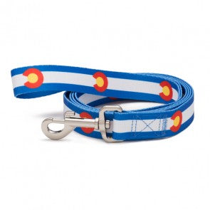 Colorado Fabric Leashes