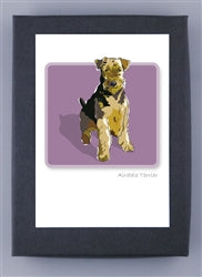 Note Cards - Airedale to Labrador