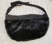 Microsuede Sling Carrier - Fur