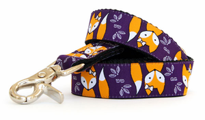 Muir Woods Fabric Leash