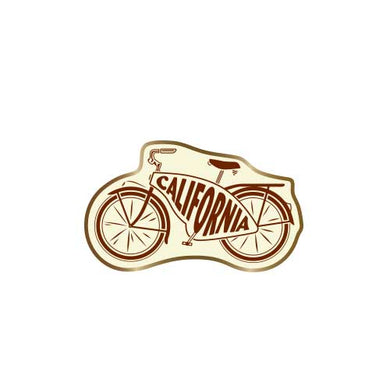 California Beach Cruiser Collector Pin