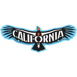 California Condor Sticker