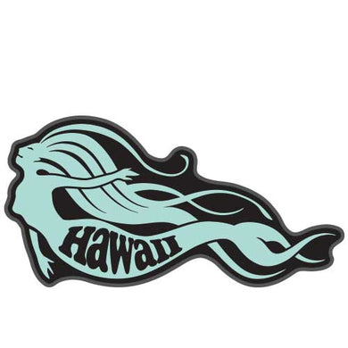 Hawaii Mermaid Patch