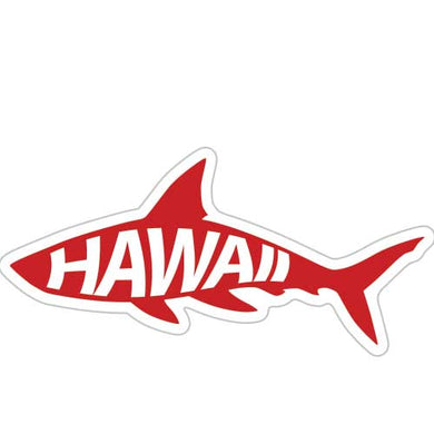 Hawaii Shark Patch