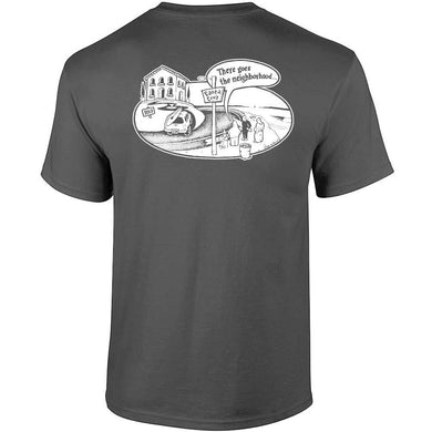 Tim Ward Santa Cruz Mens T-shirt