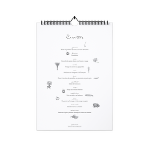 2021 Calendar & Recipes
