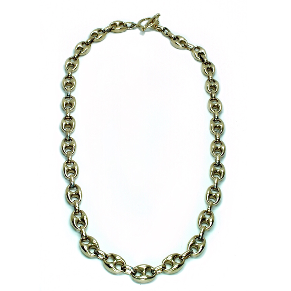 Gucci Link Necklace - Tempeste