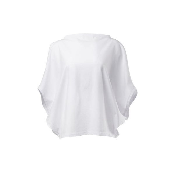 Hexagon T-Shirt White - Tempeste