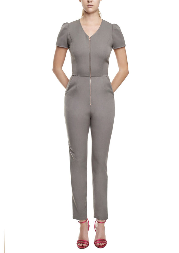Tailored Jumpsuit - Tempeste