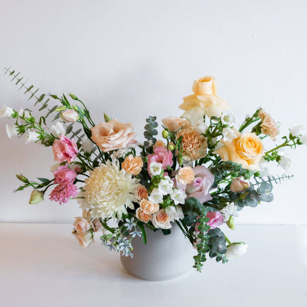 Blush Arrangement - Sage Sisters