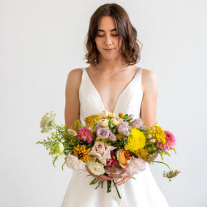 Cheer Bridal Bouquet - Sage Sisters