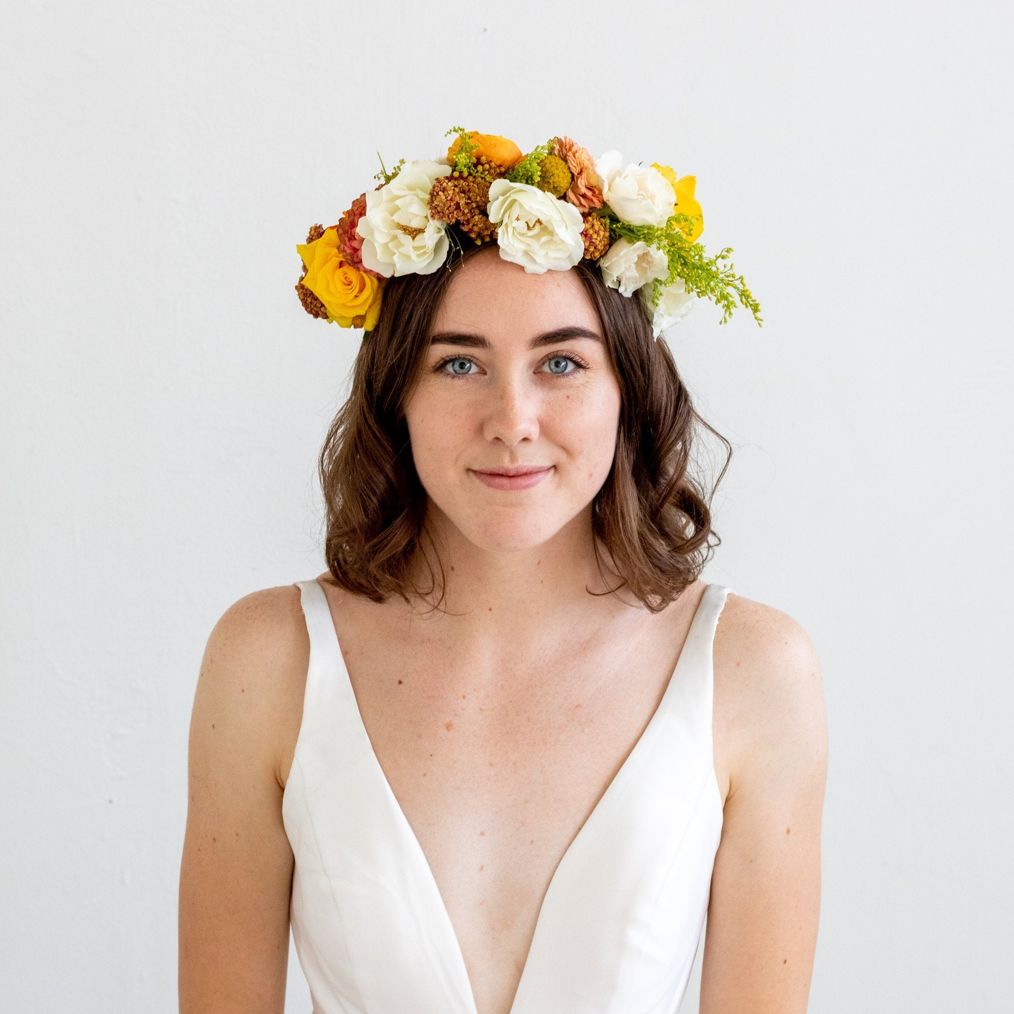 Sunshine Flower Crown - Sage Sisters