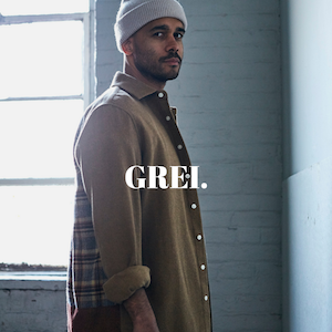 GREI. New York Designer Menswear
