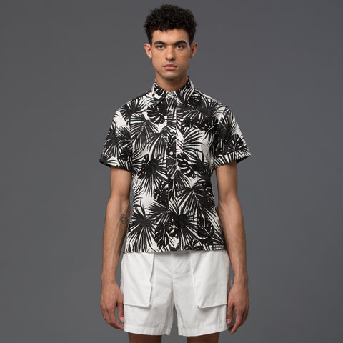Krammer & Stoudt Hawaiian Print Dillon Shirt