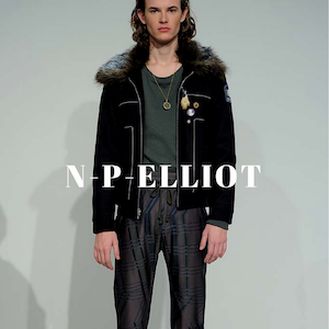 NP ELLIOT NYFW MENSWEAR FASHION DESIGNER