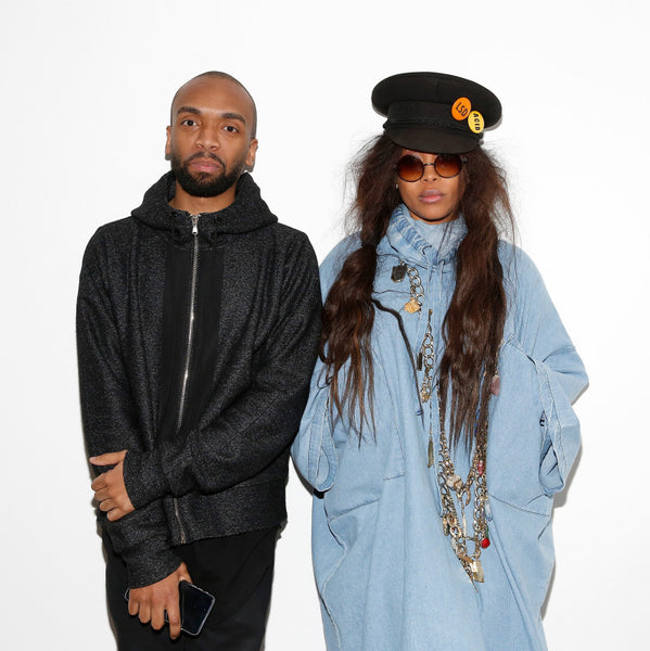 Pyer Moss Erykah Badu The Ensign