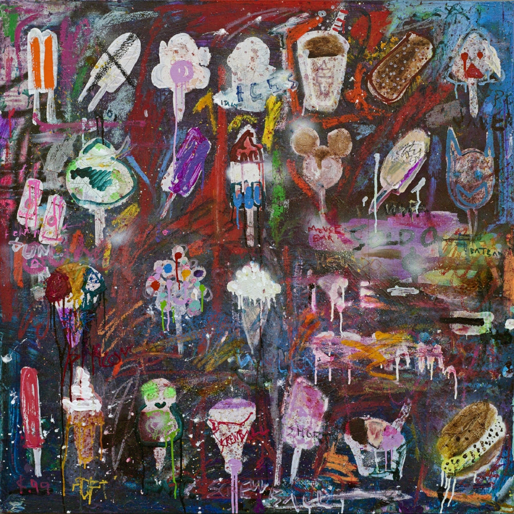GREGORY SIFF THE ENSIGN SOLD OUT HELADO 2015