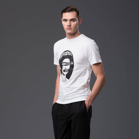 Thaddeus O'Neil God Save the Sea Tee Shirt