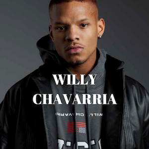 Willy Chavarria NYC Menswear Designer