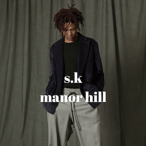 s.k manor hill NYC Designer Menswear