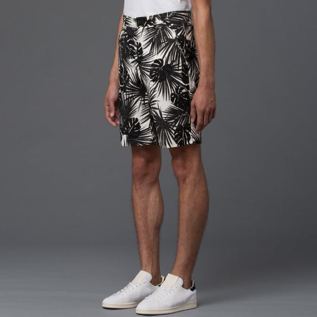 Krammer and Stoudt Hawaiian Print Short