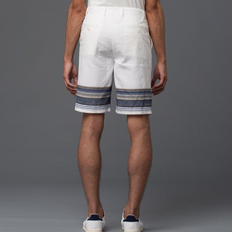 Krammer and Stoudt Blue Stripe Short
