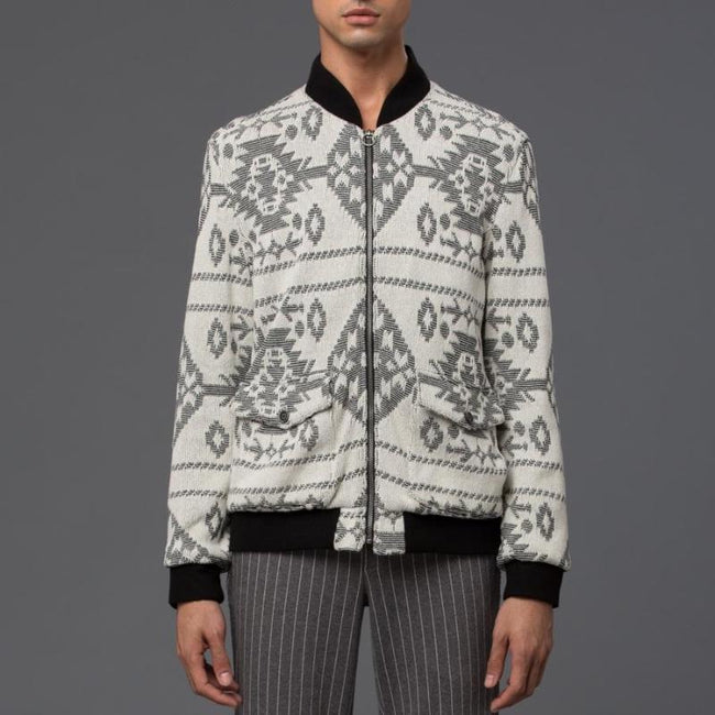 Krammer and Stoudt Dean Knit Bomber