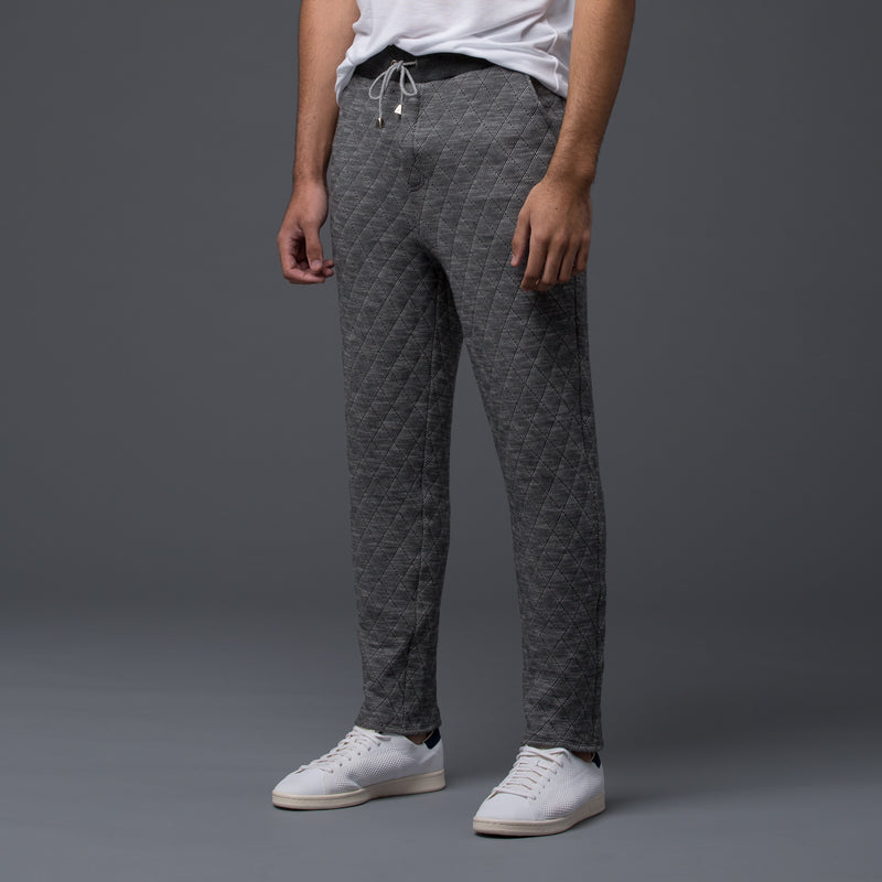 Krammer and Stoudt Quilted Sweatpant