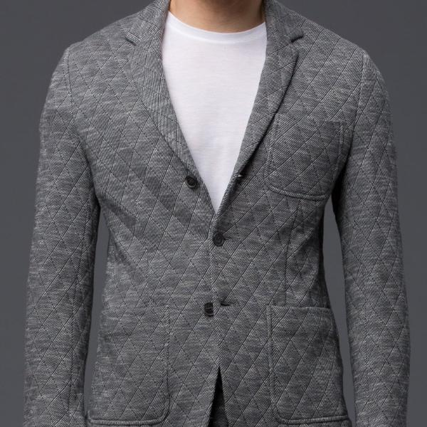 Krammer and Stoudt Grey Sportcoat