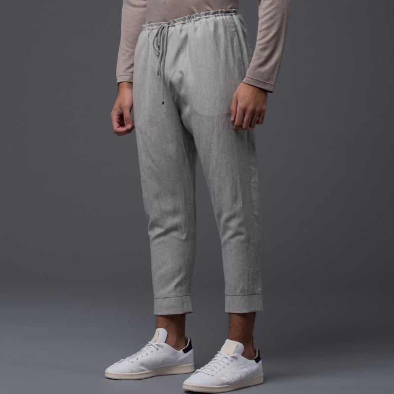 Deveaux New York Drawstring Pants