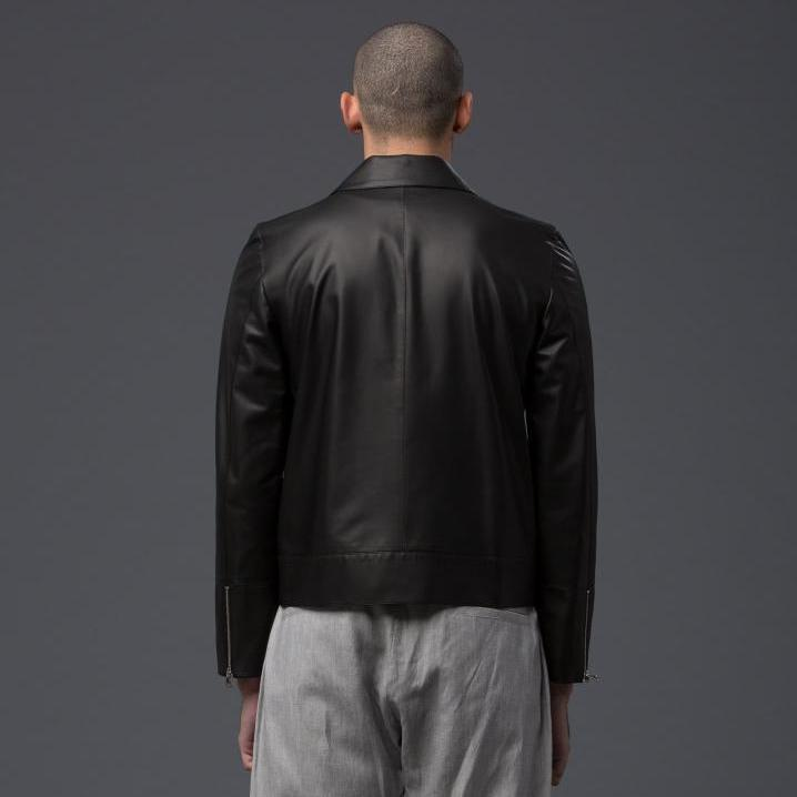 Deveaux New York Luxury Leather Jacket