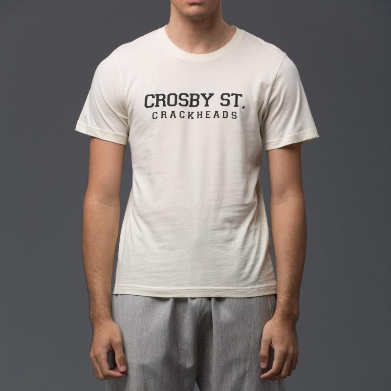 Palmiers Du Mal Crosby St Crackheads Tee