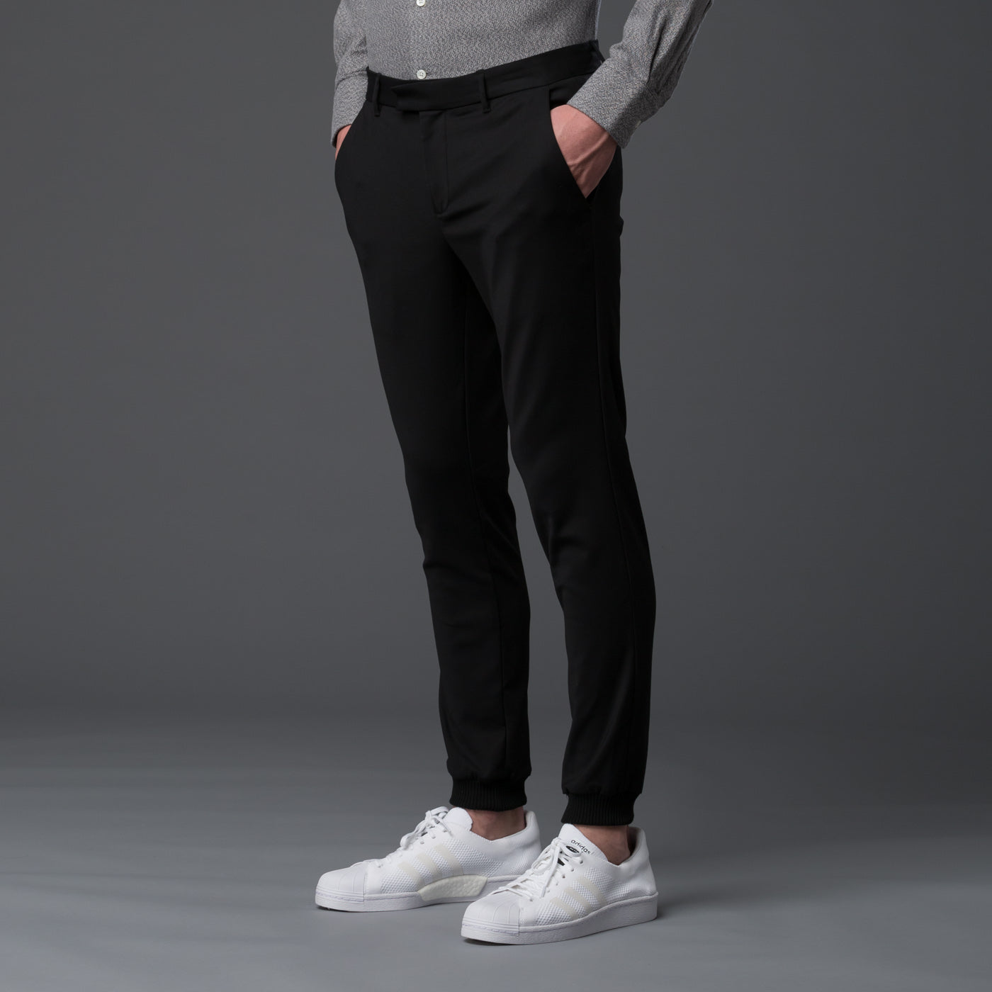 Garciavelez Black Sweatpants