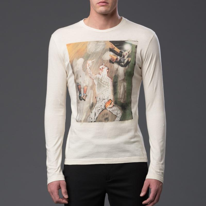 Krammer and Stoudt Riot Long Sleeve Tee