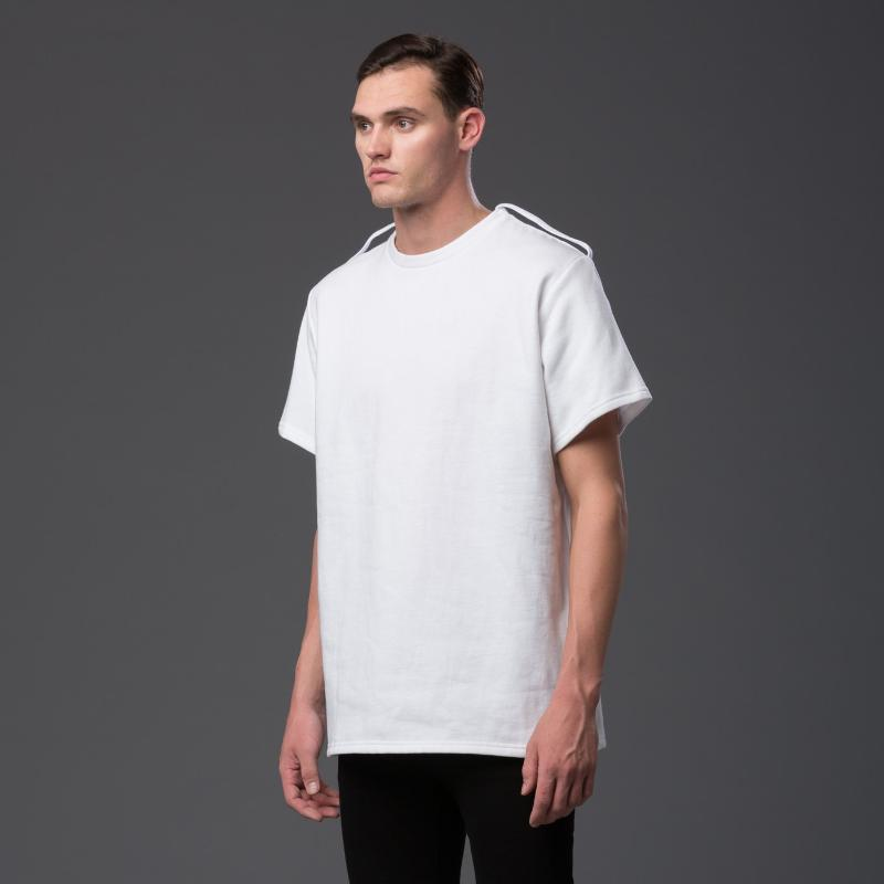 NP Elliott White Tee Shirt