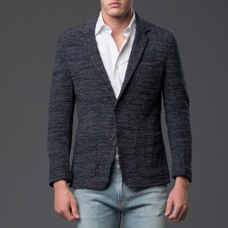 Krammer and Stoudt Luxe Knit Blazer