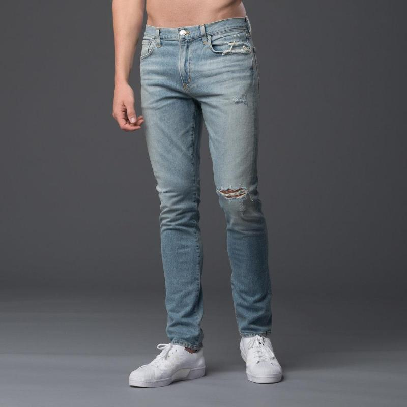 AGOLDE ASAP Ferg Blade Skinny Jean in Wired Wash