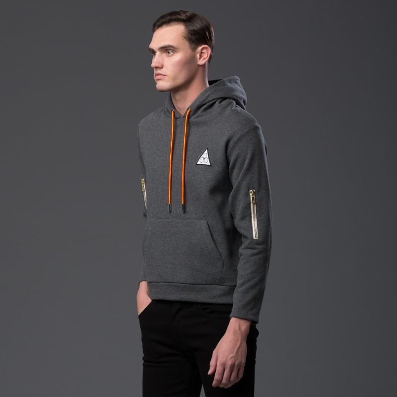NP Elliott Slim Fit Hooded Sweatshirt