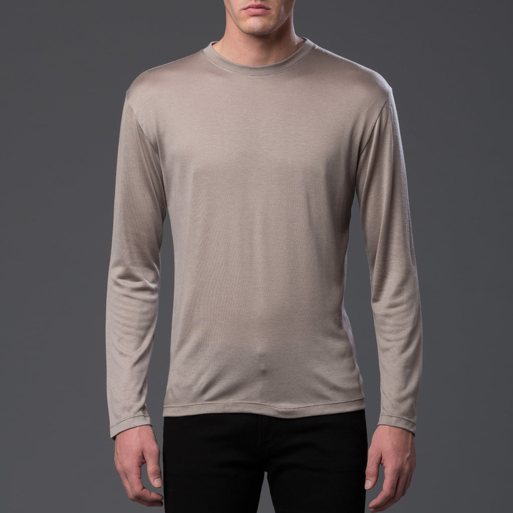 Deveaux New York Long Sleeve Tee Shirt